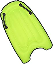 Inflatable Bodyboard, Portable Inflatable Beach Float with Handles, Foldable Surfboards, Inflatable Pool Float