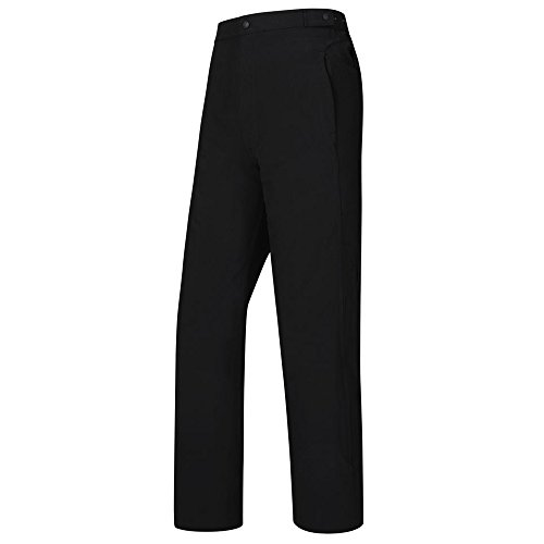 - FootJoy DryJoy Tour LTS Rain Pants (Large, Black)