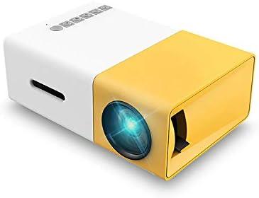 John-L Proyector portátil, LED Mini proyector Altavoz Incorporado ...