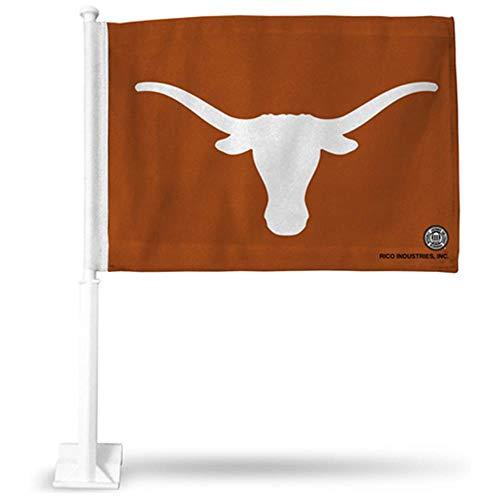 Texas Longhorns Car Flag ()