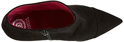 Ante Angelis Boots Black Ankle Women's Negro Mascaro 47874 Black UwqSXx4fP