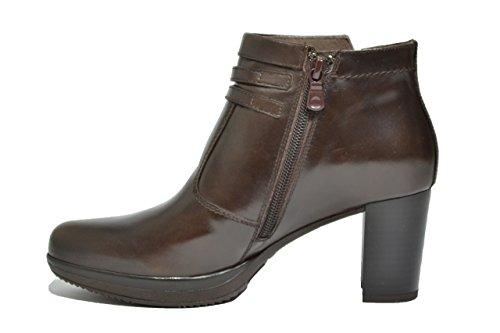 Nero Giardini Polacchini scarpe donna t.moro 6411 A616411D