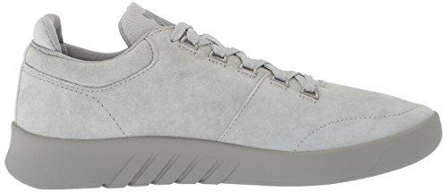 K-swiss Mens Aero Trainer Sde Sneaker Hoogbouw / Neutraal Grijs