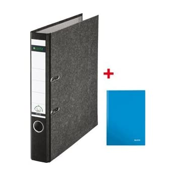 Rexel A5 Budget 2 Ring Binders Blue Pack of 10