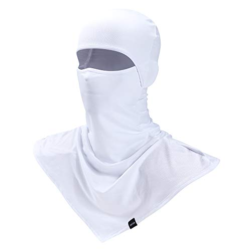 Balaclava Sun UV Dust Protection Face Mask Breathable Motorcycle Hood Helmet Liners Outdoor Cycling Hiking Sports