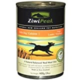 ZiwiPeak All-Natural Real Meat Grain-Free Canned Dog Food – Lamb and Venison Tripe Recipe (12/13.5-Ounce cans), My Pet Supplies