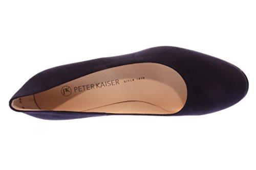 Donna scarpa décolleté Notte blu, (NOTTE) 79701-136