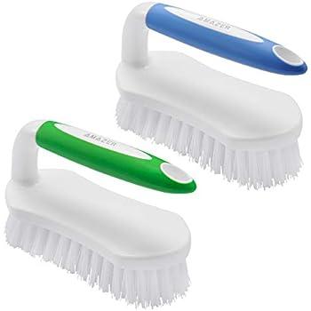 Amazon.com: PHYEX 4-Pack Kitchen Round Scrub Brush for ...