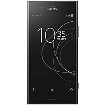 "Sony Xperia XZ1 Factory Unlocked Phone - 5.2"" Full HD HDR Display - 64GB - Black (U.S. Warranty)"