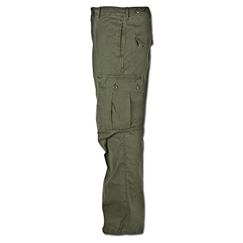 Pantalon US Mil-Tec M64 Vietnam kaki