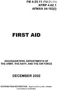 First Aid FM 4-25.11