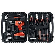 black and decker 18v kit - 3