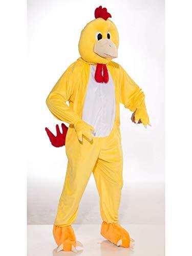 - Forum Novelties Unisex Adult Chicken Mascot Costume
