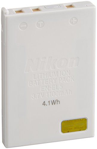 Nikon EN-EL5 Rechargeable Li-ion