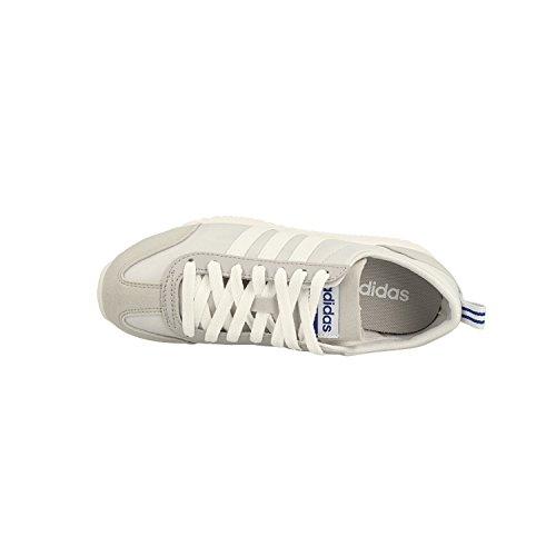 Adidas Herren Vs Jog Gymnastikschuhe Grau (grigio / Cristallo Bianco / Grigio Due)