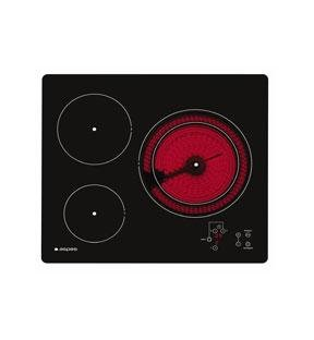 Aspes 3vat-1330r - Placa vitroceramica touch 3vat-1330r 3 ...