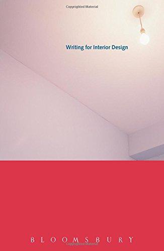 Writing for Interior Design