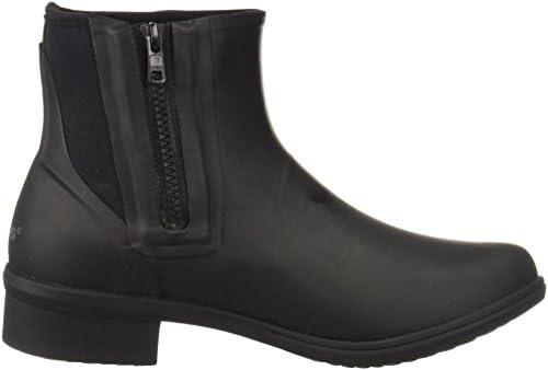 Bogs Auburn Rubber Womens Boots UK 6 Black