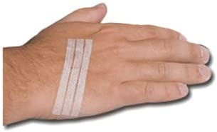 Steroplast hipoalergénico herida cierres/Suturas 3mm x 75mm 10Bolsas de 5tiras