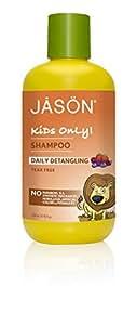 JASON Kids Only, Daily Detangling Shampoo, 8 Ounce