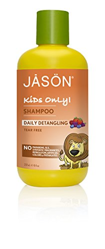 JASON Kids Only, Daily Detangling Shampoo, 8 Ounce