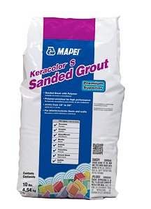 MAPEI Keracolor S Bamboo #108 Cementitious Sanded Powder Grout - 25LB Bag