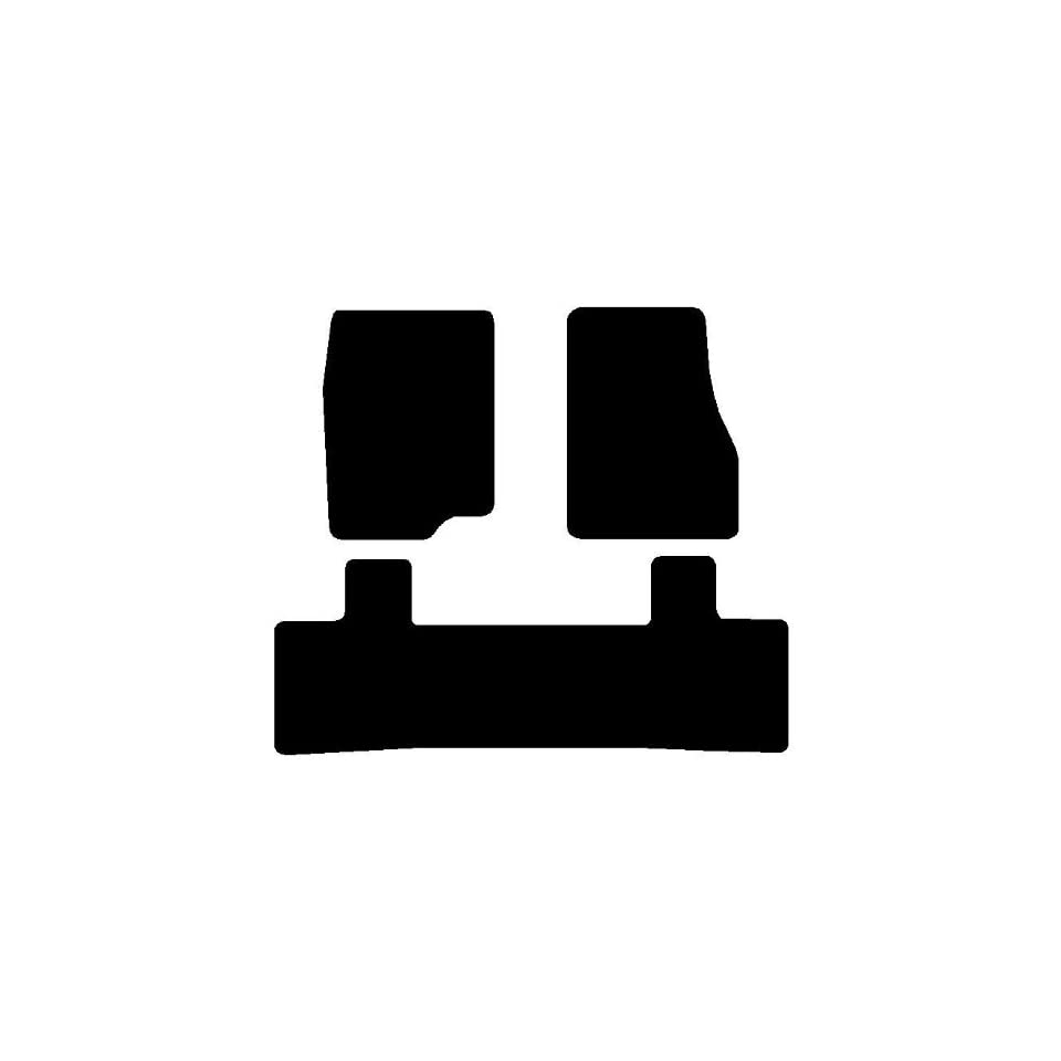 Lincoln Navigator Simplex Carpeted Custom Fit Floor Mats   3 PC Set   Medium Gray (2007 2008 2009 2010 2011 07 08 09 10 11)