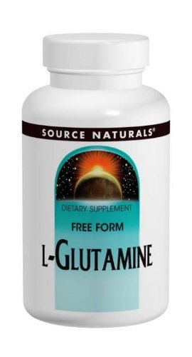 Source Naturals L-Glutamine Powder, 16 oz