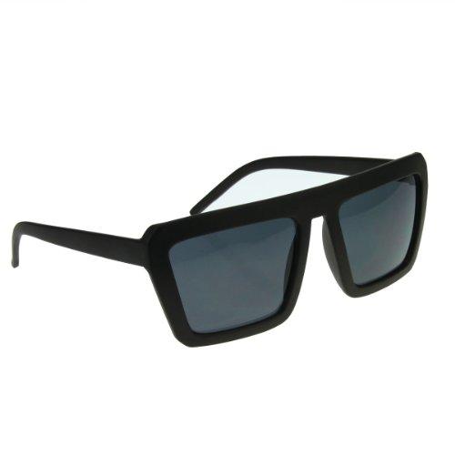Gafas Frame Grey hombre sol Black Lens BXT Matte para de dpxZwq6S
