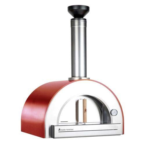 Forno Venetzia FVP200R Pronto 200 Red Outdoor Pizza Oven