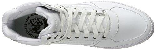 Diesel Mens V È Per Sneaker S-spaark Mid Fashion T Bianco