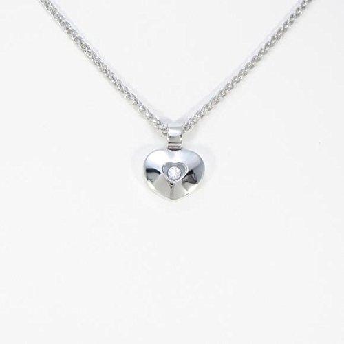 [ショパール] Chopard ハート ダイヤモンドネックレス 中古 B07C1HYZSY