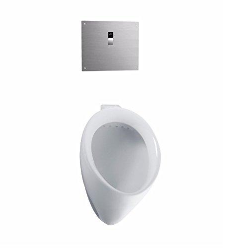 3/4 Back Spud Urinals (TOTO UT104EV#01 Commercial Washout Urinal With Back Spud, Cotton White)