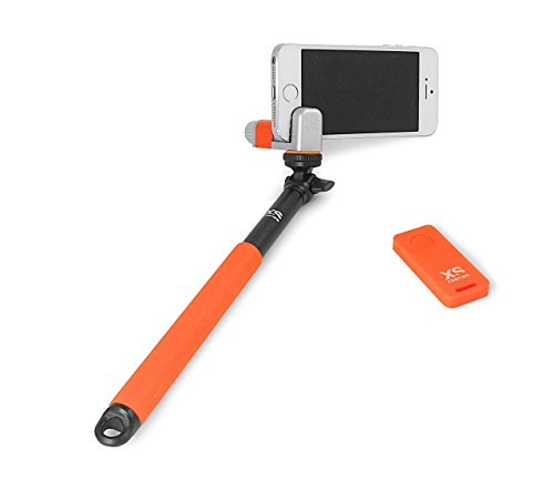 YunTeng Universal Monopod for Mobile Phones and Camera (Black) - 5