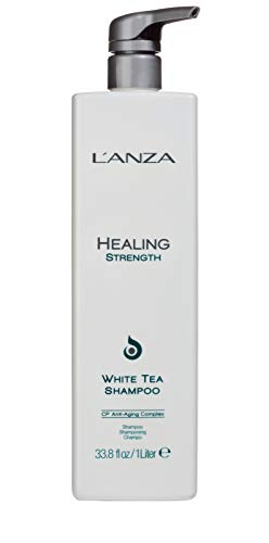 L'ANZA Healing Strength White Tea Shampoo, 33.8 oz.