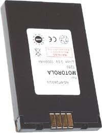 Batería tipo MOTOROLA SNN5705B, 3.6V, 900mAh, Li-ion