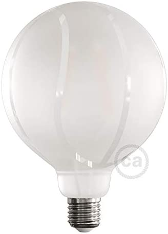 bombilla LED Globo G125 Filamento corto Línea tatuajes Lamp ...