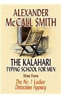 Download The Kalahari Typing School for Men (No. 1 Ladies' Detective Agency) PDF