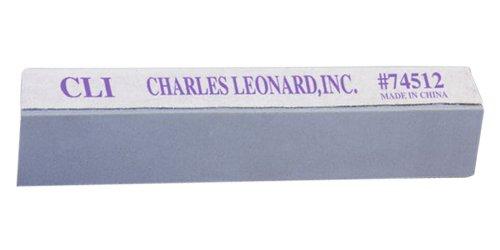 Charles Leonard Inc. Chalkboard Eraser, 12 Inches, Grey Sponge, 6 Each (74512)