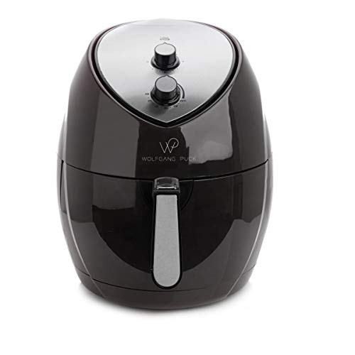 Wolfgang Puck 7.2-Quart 1700-Watt XL Air Fryer, Black