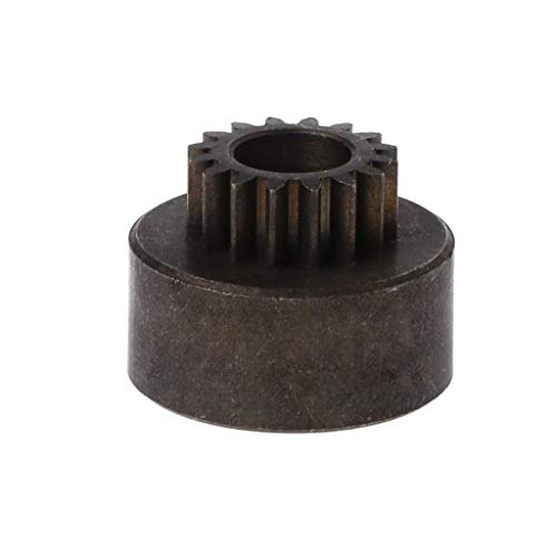 Kofun 16T Single Gear, Nitro Car Buggy Truck Spare Parts for Clutch Bell(Single Gear) 02107 HSP 16T RC 1/10 Ideal Christmas Birthday 16T Single Gear Gift for Kids (The Very Best Of Monday Nitro)