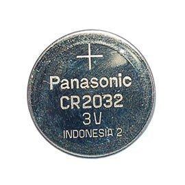 Panasonic CR2032 3 Volt Battery
