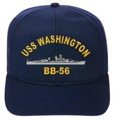 Uss Washington Bb - 3