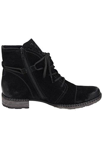 RemonteRemonte Damen Stiefelette - botas clásicas Mujer negro