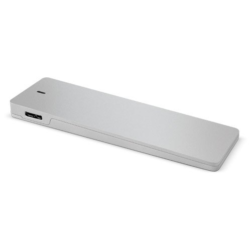 OWC Envoy 0GB Portable, Bus-Powered USB 3.0 Storage Solution for MacBook Air 2010/2011 SSD