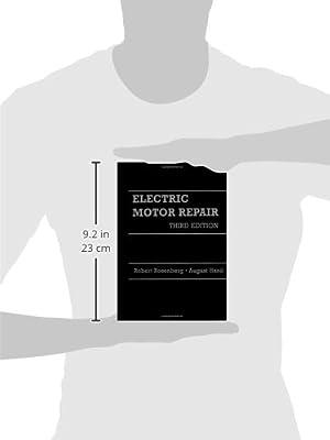 Electric Motor Repair By Robert Rosenberg Pdf