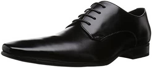 MM/ONE Oxford Shoes Blucher Men's Shoes KingSize Big Size Larger Lace-up Plain toe Black Brown Dark Brown