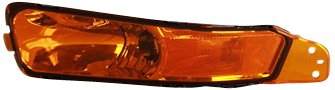 (TYC 12-5246-01 Ford Mustang Driver Side Replacement Parking Lamp)