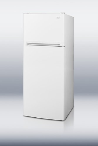 FF1074IM 10.0 cu.ft. Capacity Top-Mount Refrigerator True Frost-free Operation Thin-line Design - Frost Free Top Mount Refrigerator