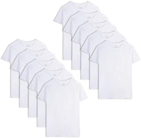 Fruit Loom Cotton White Shirt product image